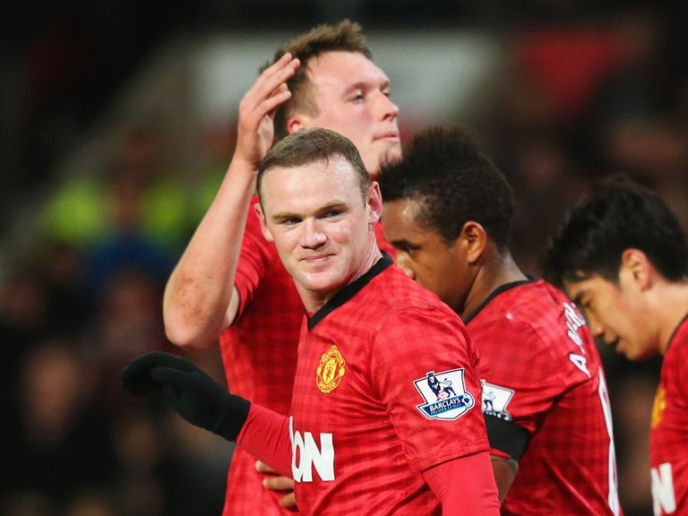 Wayne Rooney: Not getting carried away with title talk