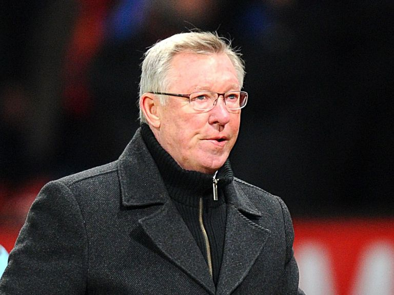 Alex Ferguson: Expects his side to triumph in the title race