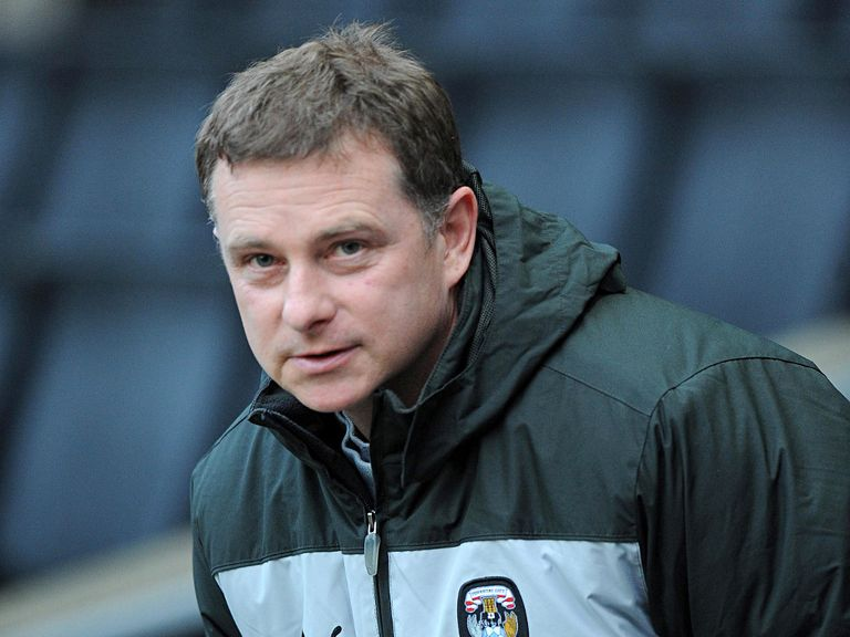 Huddersfield's players will be out to impress new boss Mark Robins