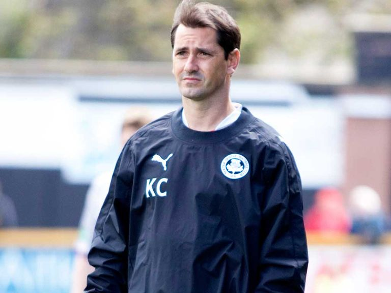 Jackie McNamara: Will be unveiled today