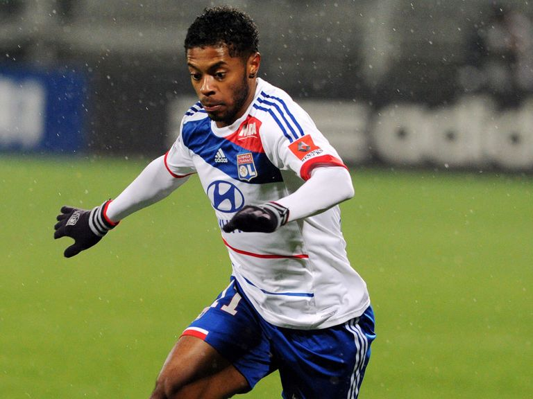 Bastos: Moves to Germany on a loan deal