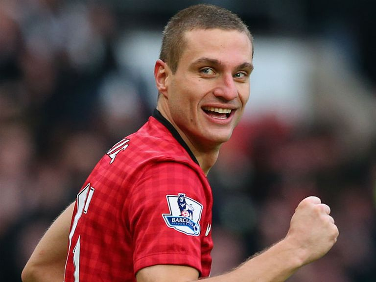 Nemanja Vidic: Ready for Chelsea clash