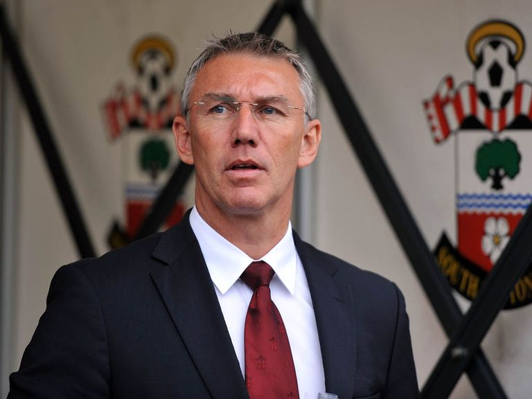 Nigel Adkins: Sacked by Southampton