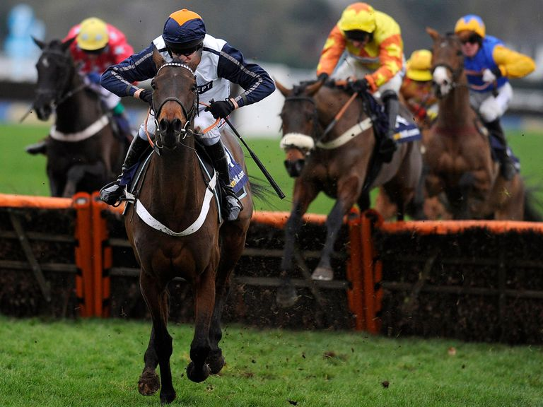 Oscara Dara: Can go in again at Ffos Las