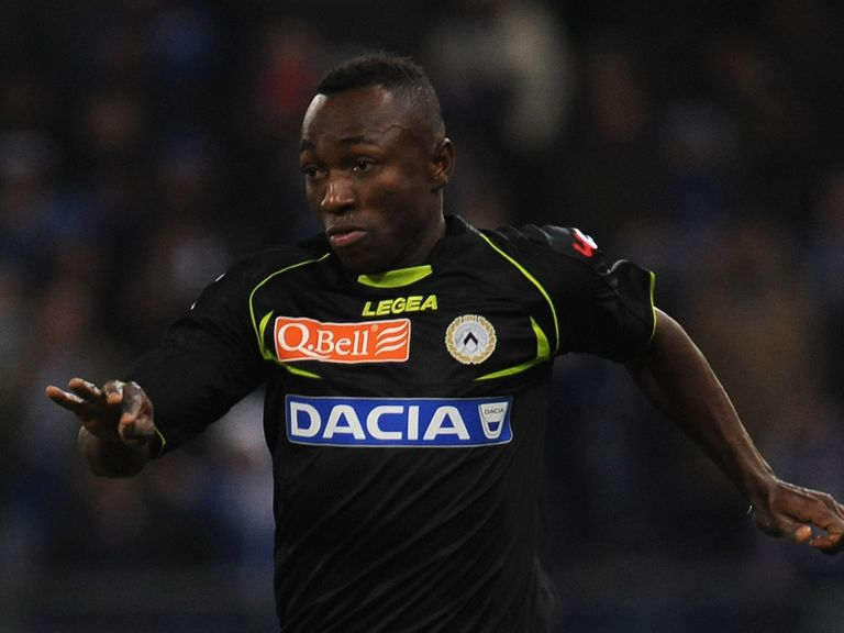 Pablo Armero: Has joined West Ham on loan