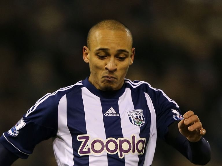 Peter Odemwingie: Could still have a future at West Brom