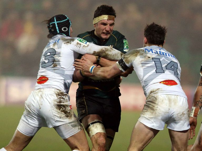 Phil Dowson: Looking for big win at home
