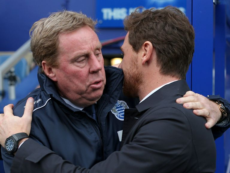 Struggling QPR host Harry Redknapp's old club Tottenham in today's first Premier League game