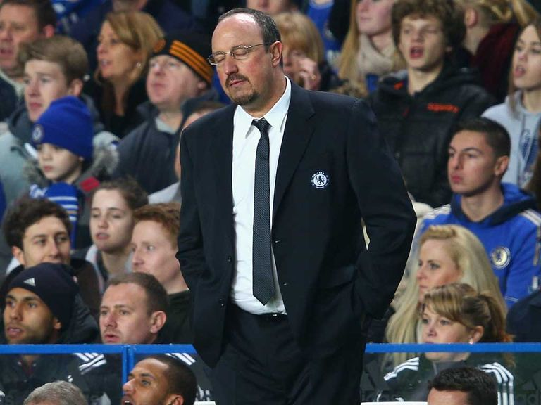Rafael Benitez: Won't write off cup chances