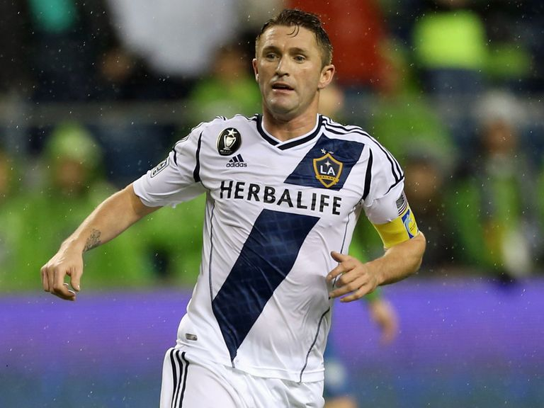 Robbie Keane: Signs a new deal