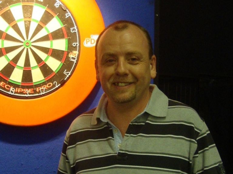 Ronny Huybrechts: Won a Tour Card (Picture: PDC)