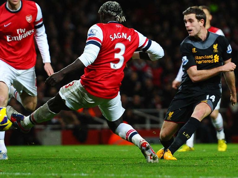 Arsenal and Liverpool are not fancied to make the top four