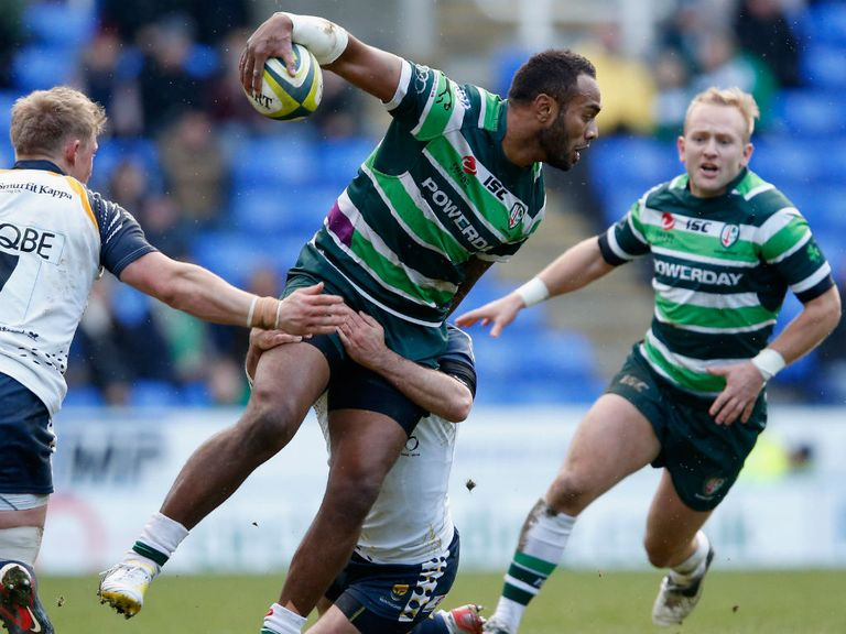Sailosi Tagicakibau: Returns for London Irish on Sunday