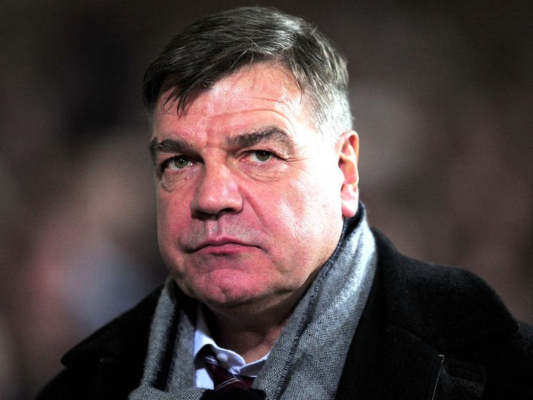 Sam Allardyce: Desperate to add defenders to his squad
