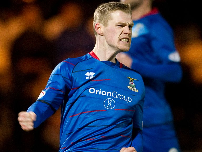 Billy McKay: Worth backing to score against Celtic