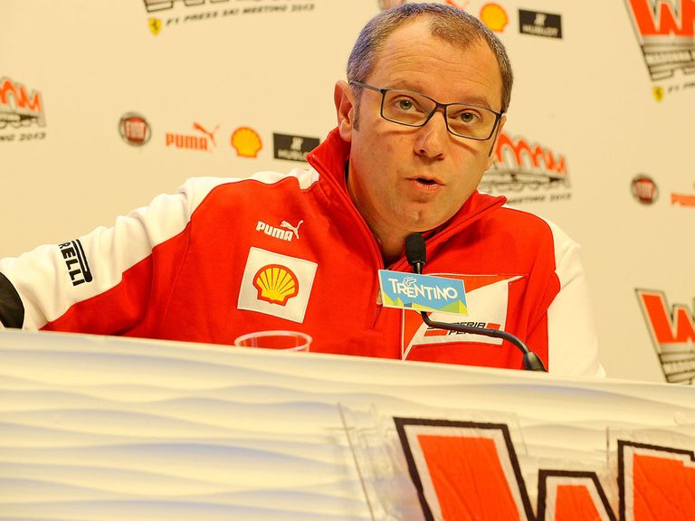 Stefano Domenicali: Ferrari team boss