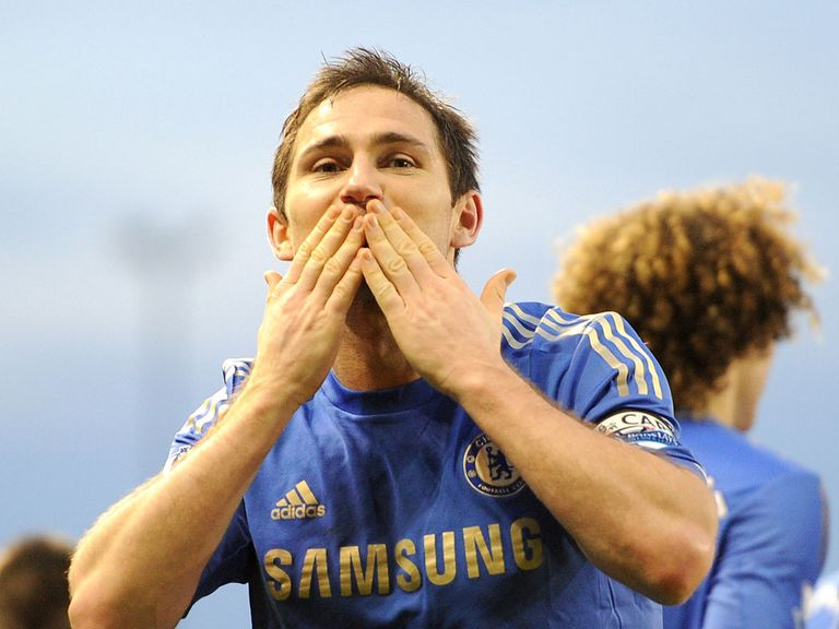 Frank Lampard: Looks set to leave Chelsea