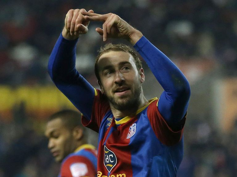 Glenn Murray: Key player for Palace this season