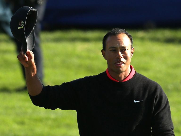 Tiger Woods: Victorious at Torrey Pines
