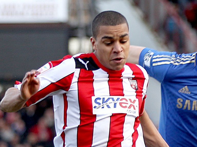 Tom Adeyemi: Spent last season on loan at Brentford