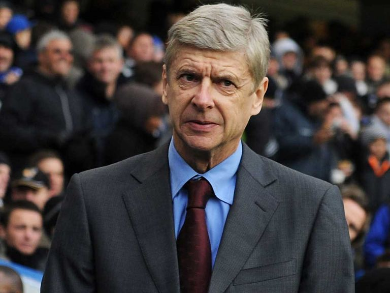 Wenger: List of fines published on Twitter