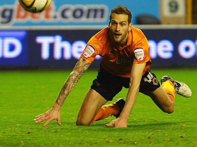Roger Johnson: Not in Kenny Jackett's plans