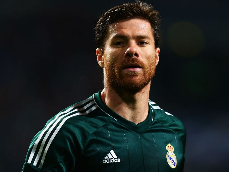 Xabi Alonso: Contract expires next summer