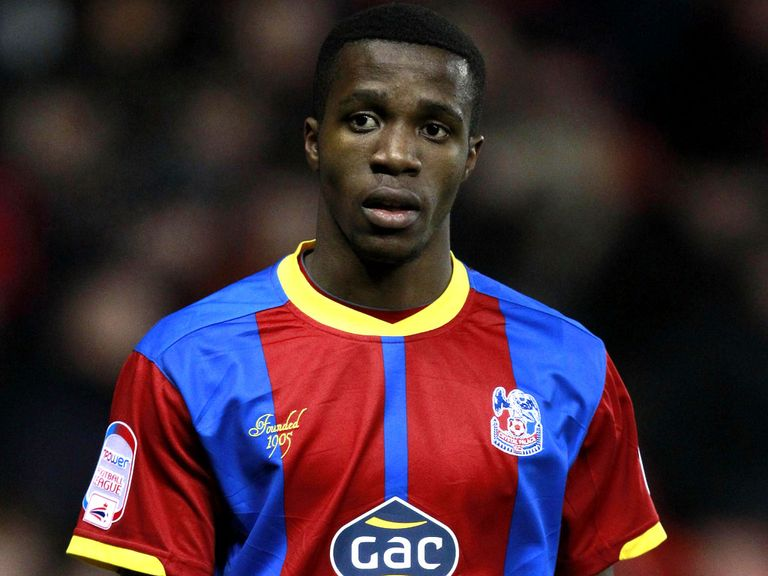 Wilfried Zaha: Fit after midweek substitution