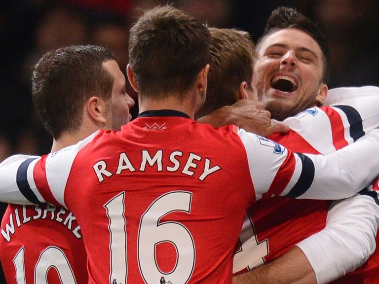 Arsenal should be celebrating again against Liverpool