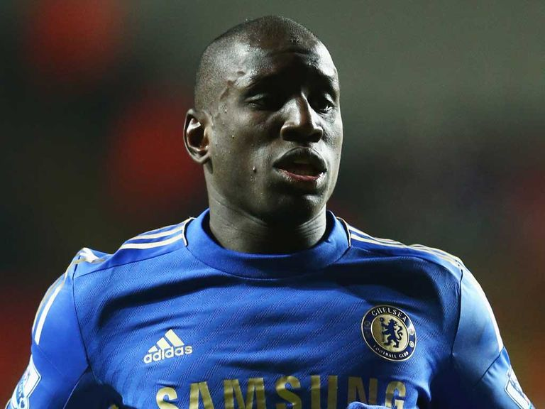 Demba Ba: Hopeful he can achieve great things at Chelsea