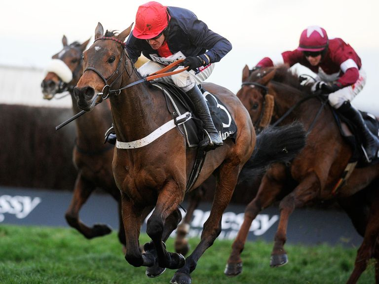 Bobs Worth: Gold Cup favourite
