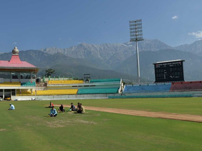 Dharamsala: Venue for fifth ODI