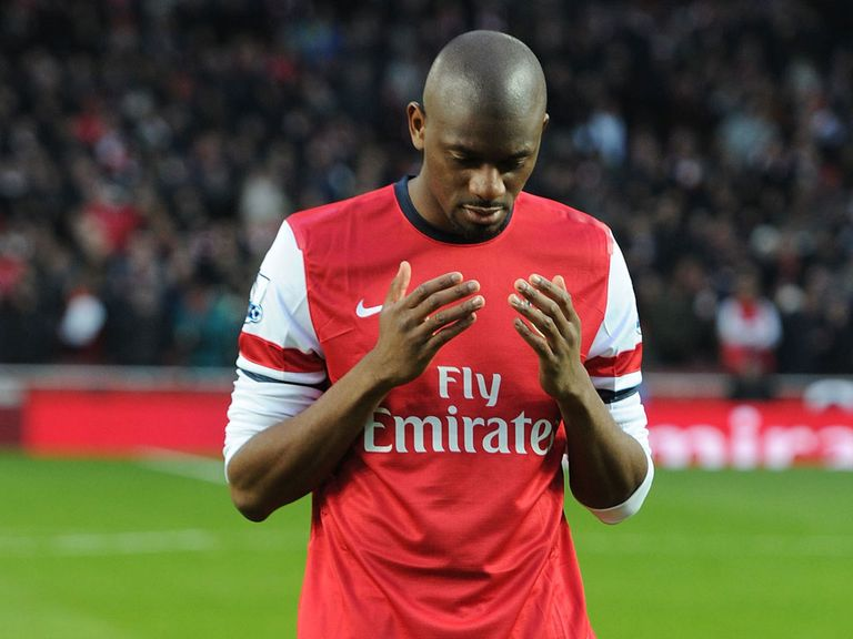 Abou Diaby: Could be out for up to nine months
