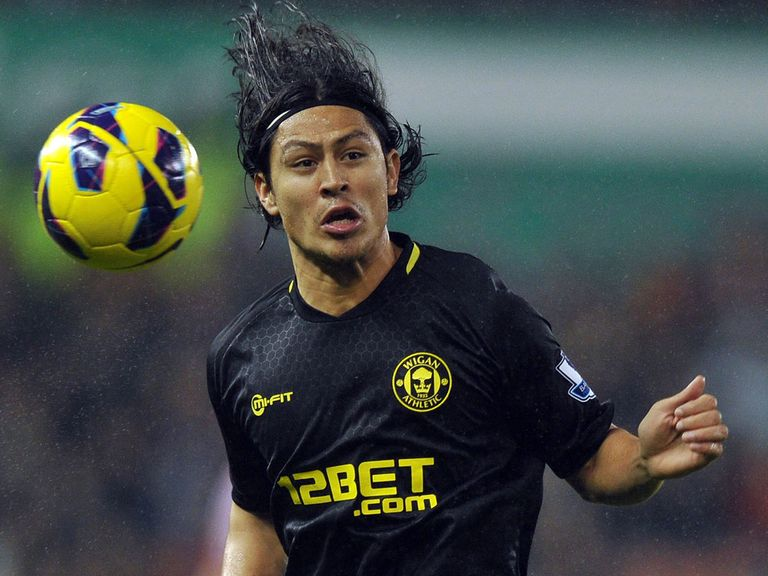 Roger Espinoza: Earned praise from his manager Martinez