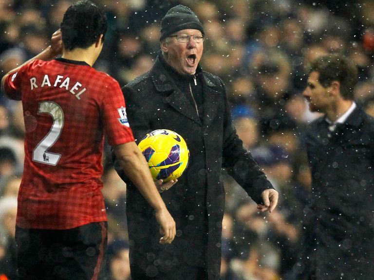 Sir Alex Ferguson: Accused linesman of bias