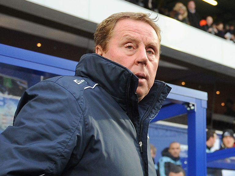 Harry Redknapp: Ready to face his former club Spurs
