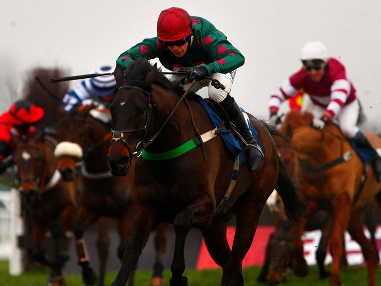 Loch Ba: His course form could be to his advantage