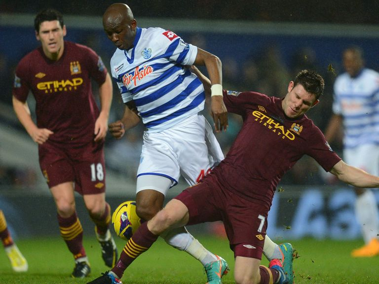 Stephane Mbia: Relegated with QPR this season