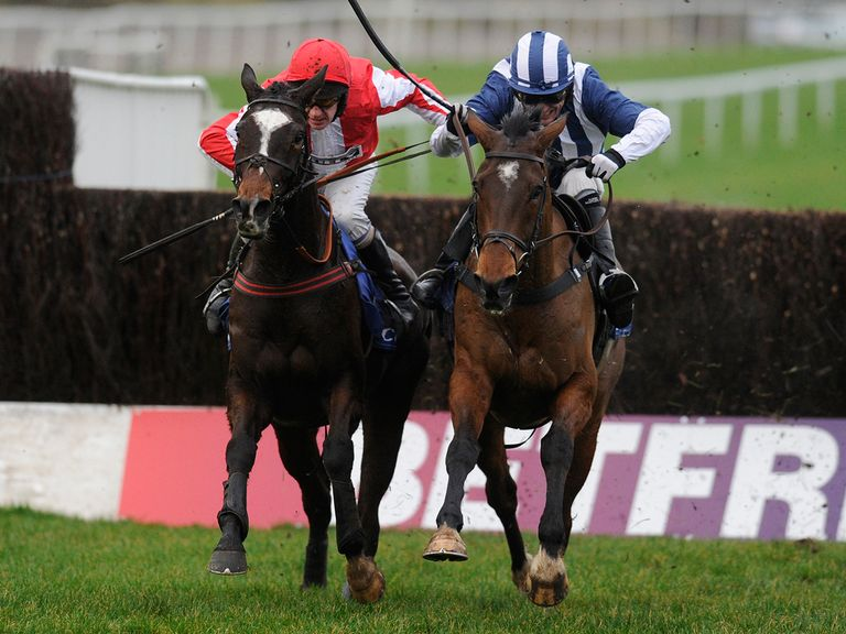 Mombeg Dude and Teaforthree in a key race - the Welsh National