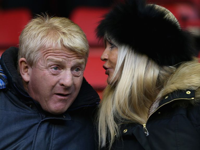 Gordon Strachan: Preparing for first game in charge
