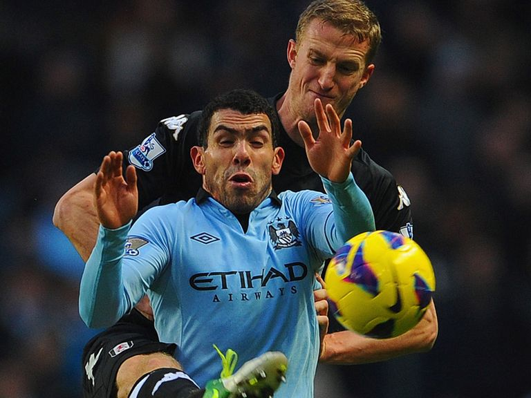 Tevez: Work to do
