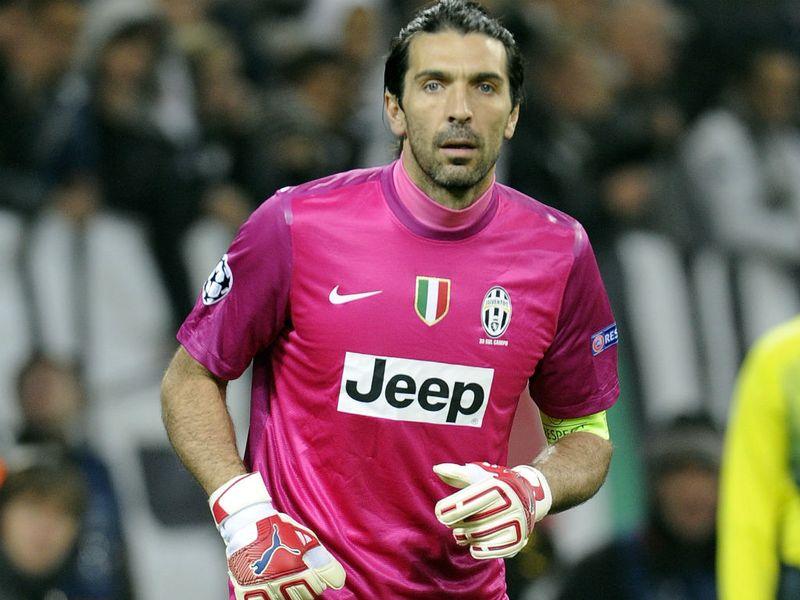 gianluigi buffon juventus goalkeeper - photo #32