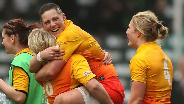 England Women have been confirmed as top seeds