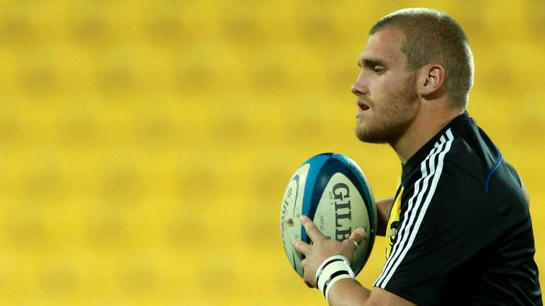 Brad Shields: Has made 13 appearances for the Hurricanes