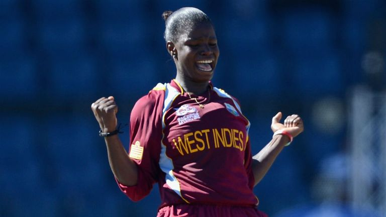 Tremayne Smartt: Celebrating West Indies final place