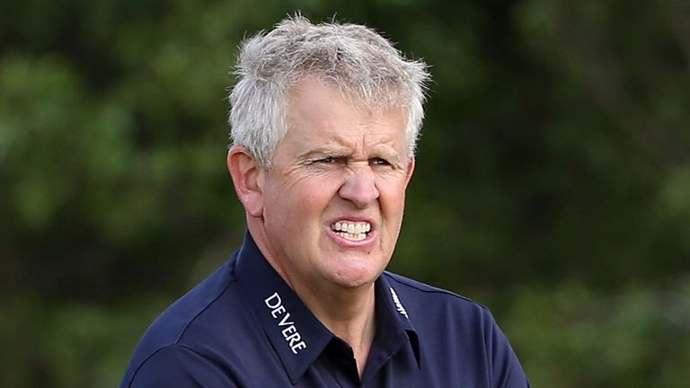 Colin Montgomerie: Will not be in the field at Muirfield