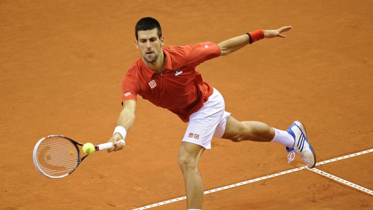 Novak Djokovic: winning return to action after Australian Open triumph