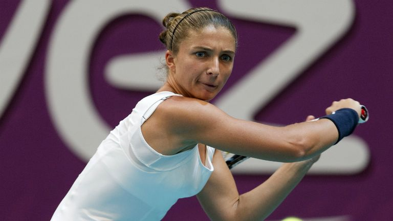 Sara Errani: Italian is one win away from her seventh WTA Tour title