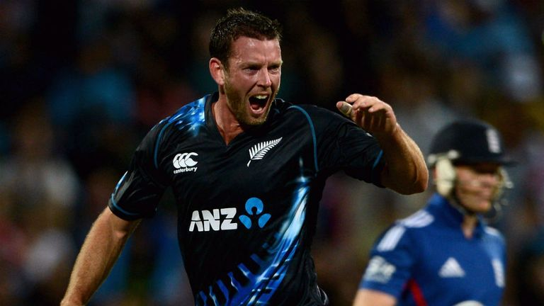 Ian Butler: Replaces the injured Trent Boult in New Zealand squad
