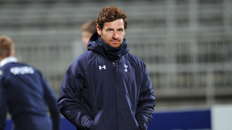 Andre Villas-Boas: In confident mood ahead of Inter's visit